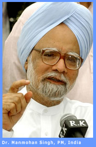 Dr. Manmohan Singh, Prime Minister, India has opened up the disability sector to persons with disabilities