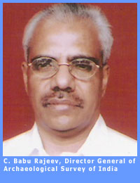 Picture of A.S.I. Chief C. Babu Rajeev