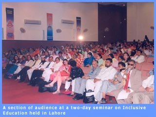 A section of audience at the seminar