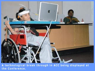 Picture of ACC breakthrough on display