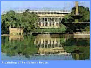 Picture of Parliament House.