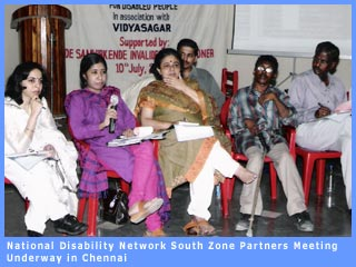 Picture of N.D.N. south zone partners meet