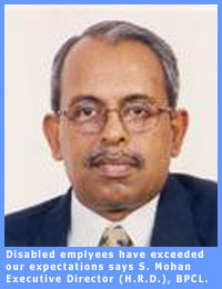Picture of S. Mohan Executive Director (H.R.D.) Bharat Petroleum Company Limited (B.P.C.L.)