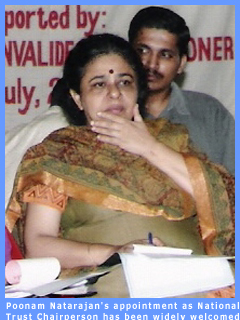 A picture of Poonam Natarajan