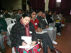 Participants at the North Zone Consultation